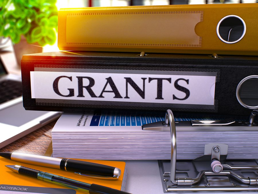 bigstock-Grants-on-Black-Ring-Binder-B-118630112